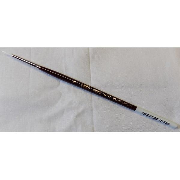 Heinz Jordan White Taklon Brushes Series 970 3