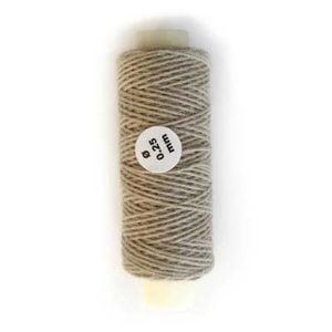 Cotton Rigging Thread Beige 0.25 mm x 30 M 8802
