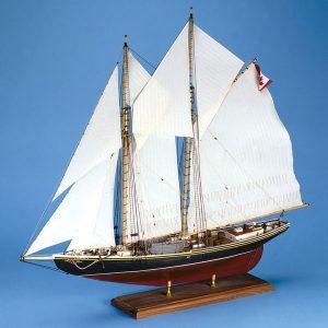Model Shipways Bluenose Canadian Schooner 1:64 Scale MS2130