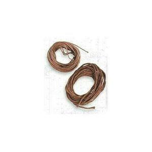 Cotton Rigging Thread Brown 1.5 mm x 5 M 8809