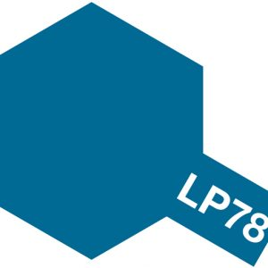 Tamiya Lacquer Paint 82178 LP78 LP-78 Flat Blue