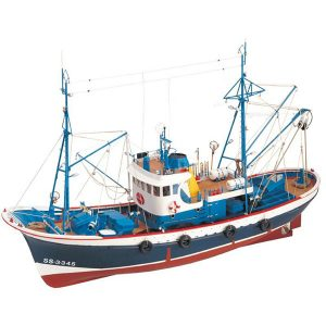 Artesania Latina Marina II Tuna Fishing Boat 1/50 Scale 20506