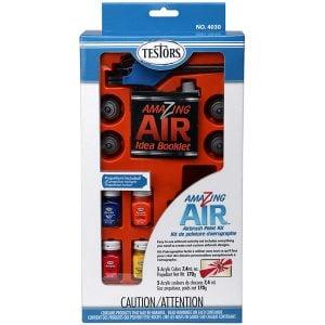 Testors Amazing Air Airbrush Kit 4030A
