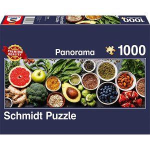 Schmidt 1000 Piece Puzzle On the Kitchen Table 58361