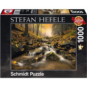 Schmidt 1000 Piece Puzzle Fabulous Brook 59385