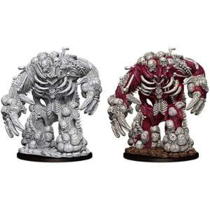 WizKids Pathfinder Deep Cuts Unpainted Miniatures Wave 10 Bone Golem 73856