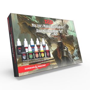 The Army Painter D&D Adventurers Paint Set 75001
