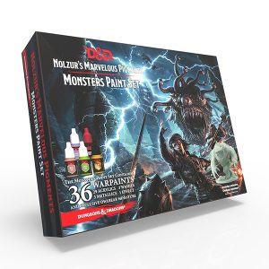 The Army Painter Nolzurs D&D Monsters Paint Set WP75002