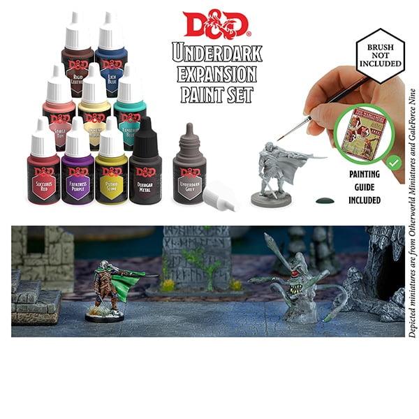The Army Painter D&D Underdark Paint Set 75004