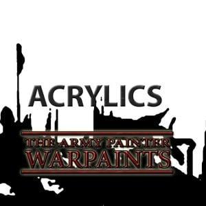 Acrylic Warpaints