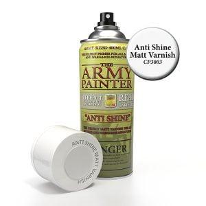 The Army Painter Anti-Shine Matte Varnish Spray CP3003