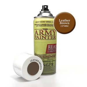 The Army Painter Leather Brown Spray CP3004