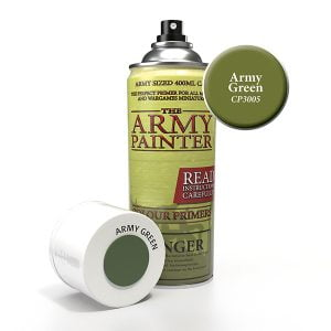 The Army Painter Army Green Spray CP3005