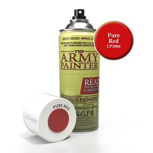 The Army Painter Pure Red Spray CP3006