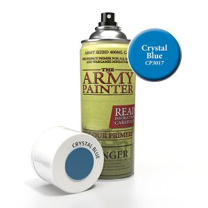 The Army Painter Crystal Blue Spray CP3017