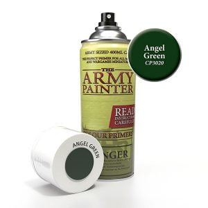 The Army Painter Angel Green Spray CP3020