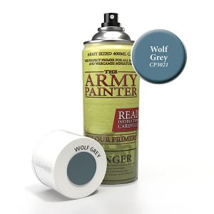 The Army Painter Wolf Grey Spray CP3021