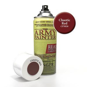 The Army Painter Chaotic Red Spray CP3026