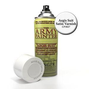The Army Painter Aegis Suit Satin Varnish Spray CP3027