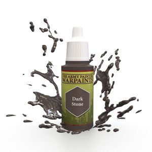 The Army Painter Acrylic Warpaint Dark Stone WP1425