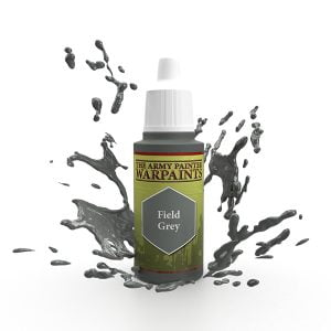 The Army Painter Acrylic Warpaint Field Grey WP1481