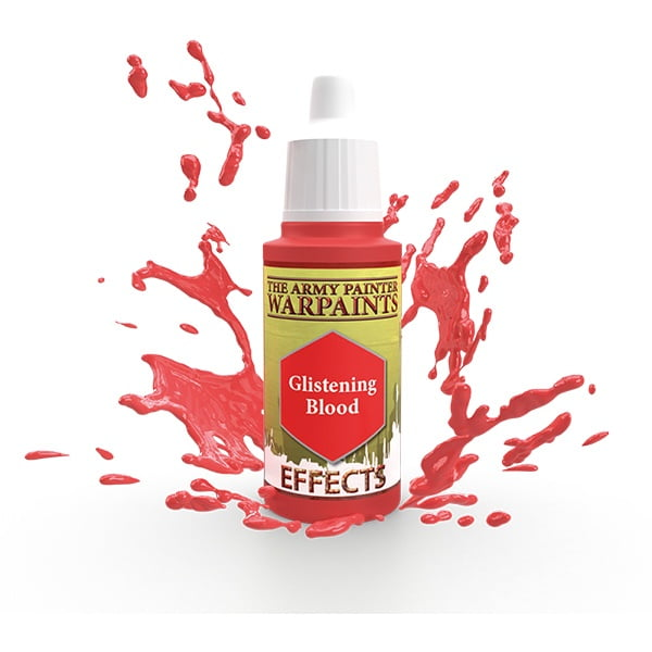 The Army Painter Acrylic Warpaint Glistening Blood Effect WP1476