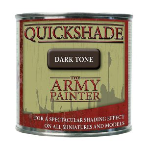 The Army Painter Quickshade Dark Tone 250ml QS1003