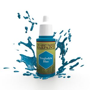 The Army Painter Acrylic Warpaint Troglodyte Blue WP1458