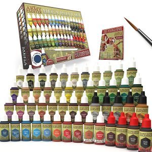 The Army Painter Warpaints Mega Paint Set III WP8021