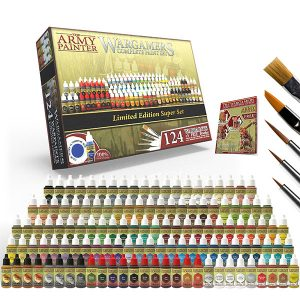 The Army Painter Warpaints Complete Paint Set WP8022