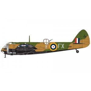 Airfix Bristol Blenheim Mk.I 1/72 Scale A04016