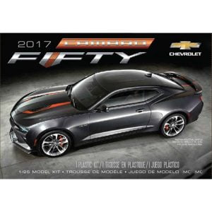 AMT 2017 Chevy Camaro 50th 1035