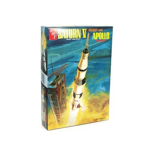 AMT Saturn V Rocket 1/200 Scale 1174