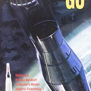 Atlantis Atlas With Launch Pad Mercury Capsule 50 Year Celebration H1833