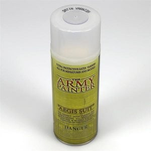The Army Painter Aegis Suit Satin Varnish Spray CP3027
