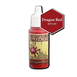 The Army Painter Acrylic Warpaint Dragon Red WP1105