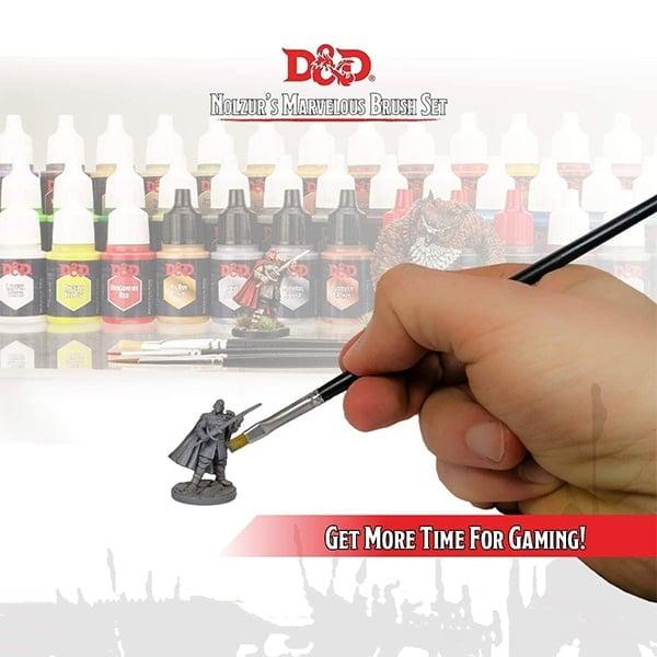 The Army Painter Nolzur's Marvelous Brush Set GF75003
