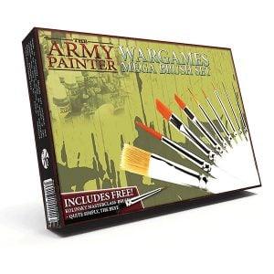 The Army Painter Mega Brush Set ST5113