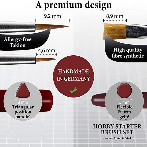 The Army Painter Hobby Starter Brush Set TL5044