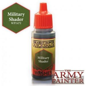 The Army Painter Acrylic Warpaint QS Military Shader WP1471