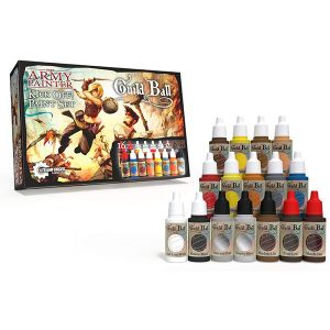 The Army Painter Warpaints Guildball Paint Set WP8024
