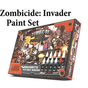 The Army Painter Zombicide Invader Paint Set WP8034