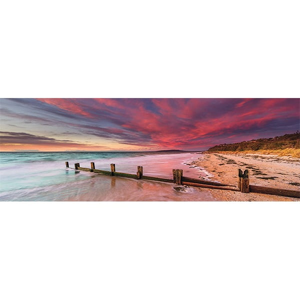 Schmidt 1000 Piece Puzzle Panorama McCrae Beach Mornington Peninsula Victoria Australia 59395