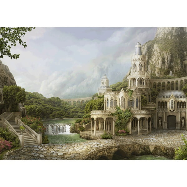 Schmidt 1000 Piece Puzzle Mountain Palace 59611