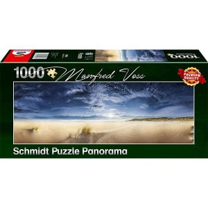 Schmidt 1000 Piece Puzzle Panorama Infinitive Vastness Sylt 59623