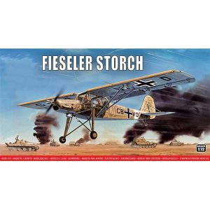 Airfix Fiesler Storch 1/72 Scale 01047