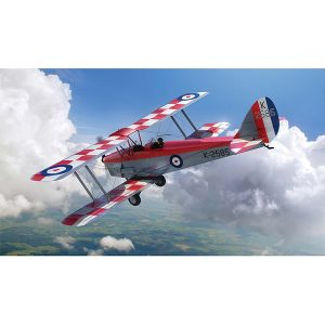 Airfix de Havilland D.H.82A Tiger Moth 1/48 Scale 04104