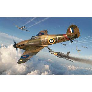 Airfix Hawker Hurricane MK.I 1/48 Scale 05127A