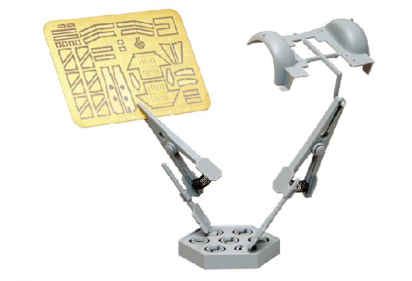 In Use Master Tools Model Clamp and Base Kit 09914