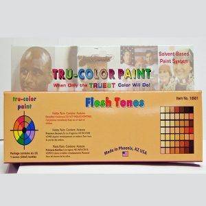 Tru-Color Flesh Tones Paint Set TCP-10901